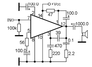 12-watt amplifier