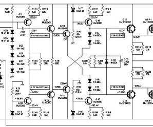 Power Amplifier Circuit Diagram With Pcb Layout Pdf