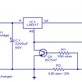 24v lead acid battery charger circuit diagram