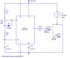 IC NE555 Timer Circuit Archives - Circuits99