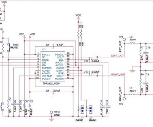 TPA3122 class D Amplifier Archives - Circuits99