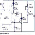 10 Minute Timer Circuit using IC NE555