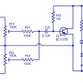 2 Channel Mic Mixer Circuit Diagram