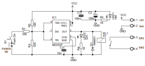 surge protection circuit for power supply