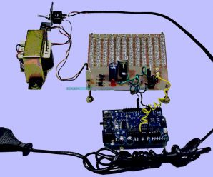 LED Street Lights with Auto Intensity Control by Arduino Projects