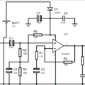 Subwoofer Amplifier Circuit By IC TDA2030 | Data Sheet For TDA2030